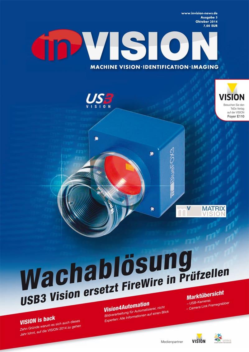 inVISION Ausgabe 5/2014