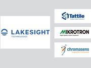 Bilder: Lakesight Technologies Holding GmbH, Chromasens GmbH, Mikrotron GmbH, Tattile s.r.l.