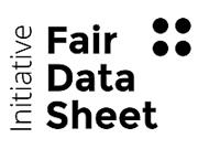Bild: Initiative Fair Data Sheet