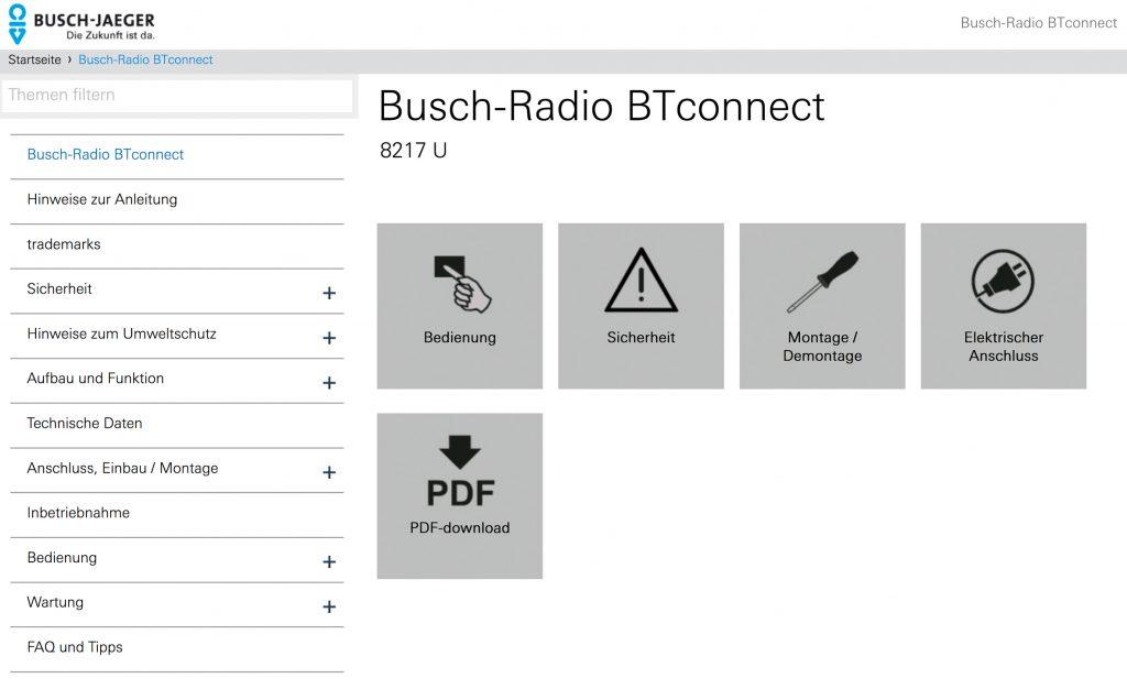 Bild: Busch-Jaeger Elektro GmbH