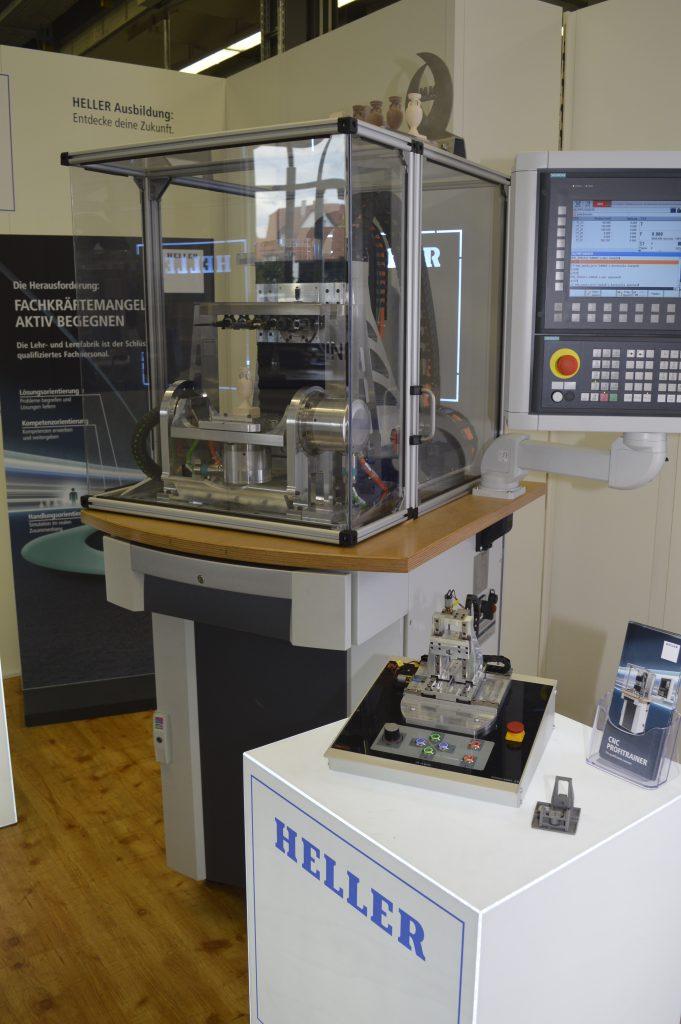 Bild: Gebr. Heller Maschinenfabrik GmbH