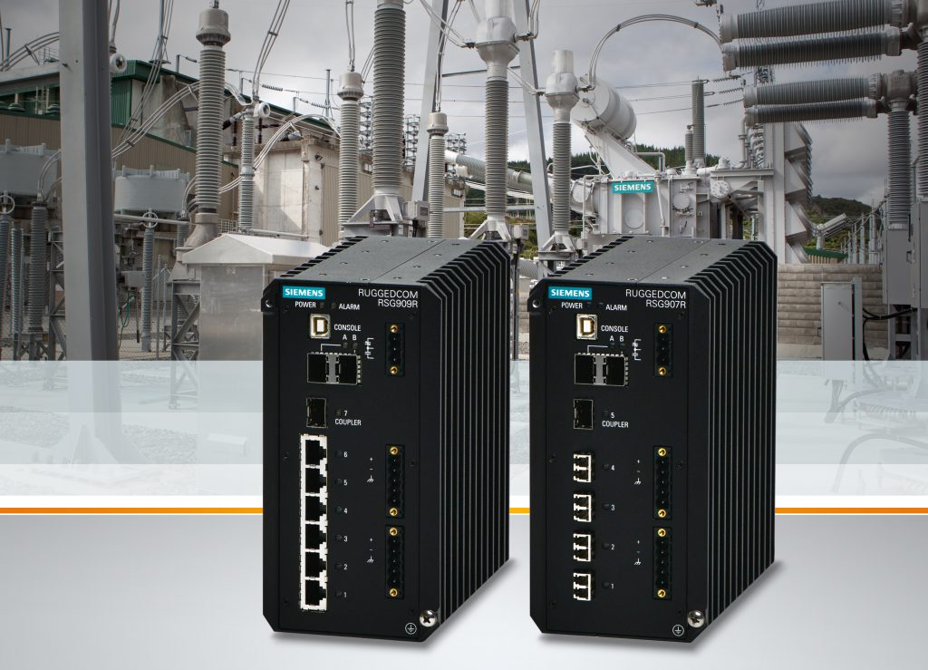 Kompakte Ethernet-Switches