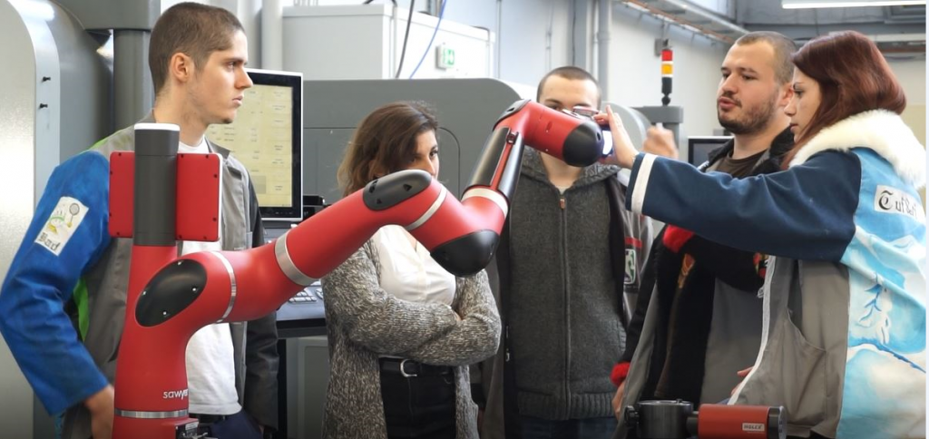 Bild: Rethink Robotics, Inc.