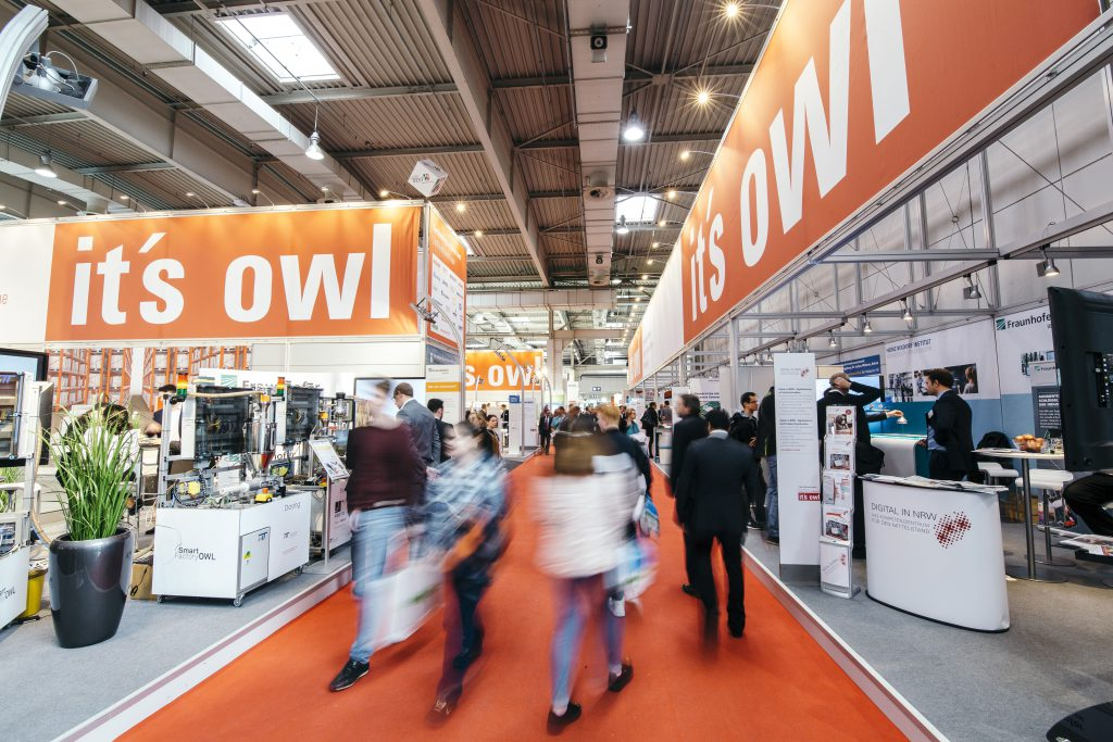 Bilder: it's OWL Clustermanagement GmbH