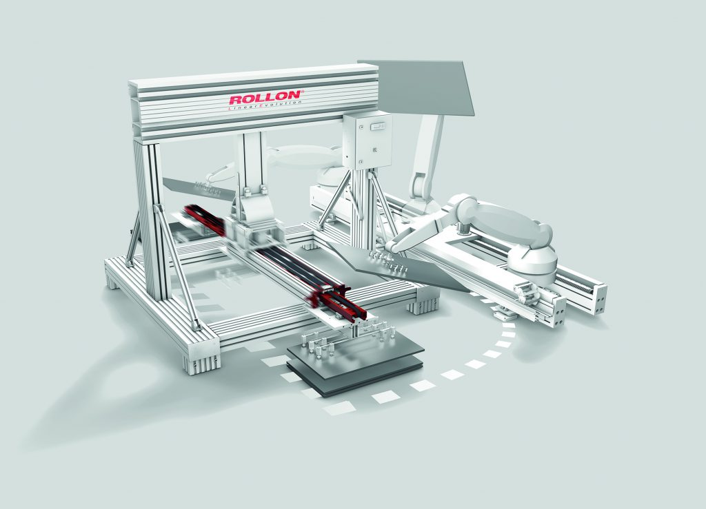 Bild: Rollon GmbH
