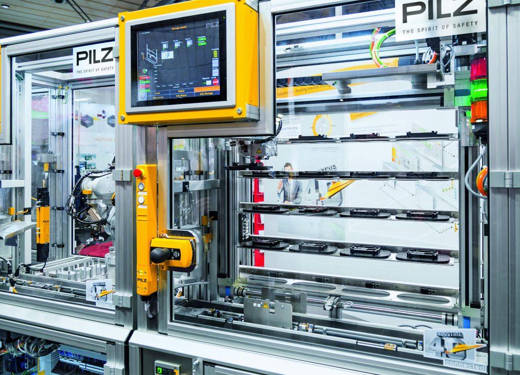 Bild: Pilz GmbH & Co. KG