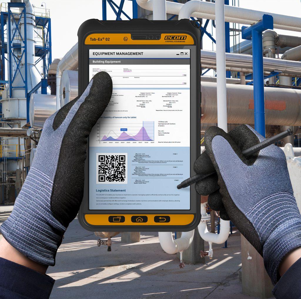 Bild: Ecom Instruments GmbH
