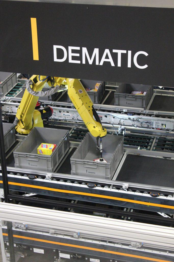 Bild: Dematic GmbH