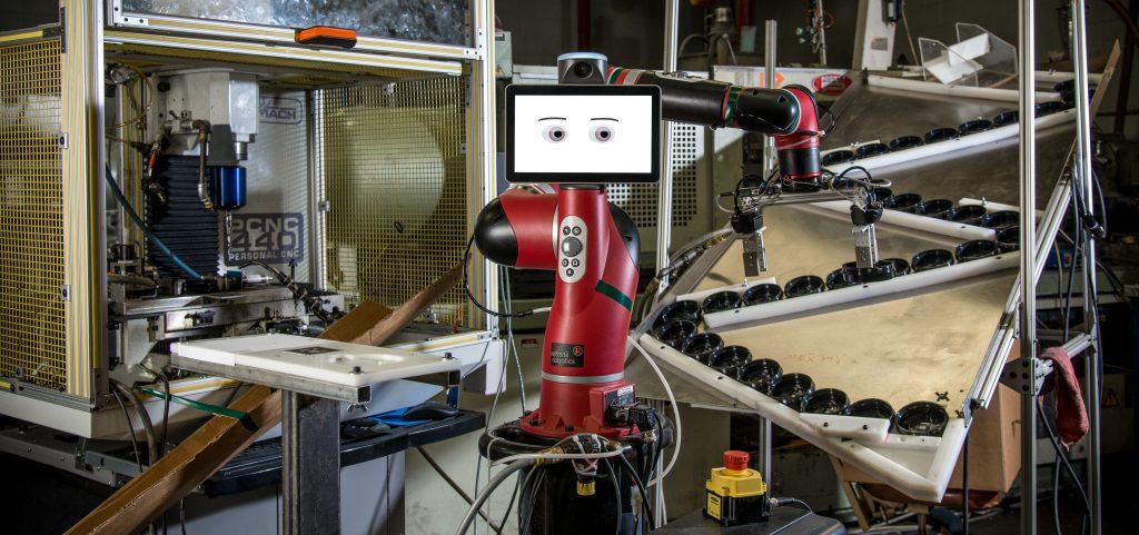 Bild: Rethink Robotics, Inc.