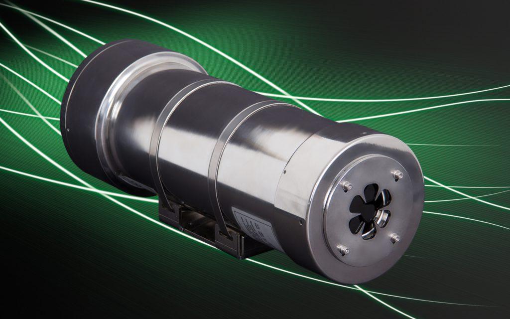 ATEX-Gehäuse für IR-Kameras und Pyrometer