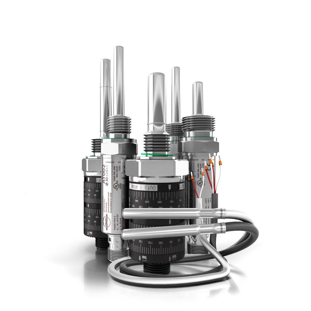 Pt100 und Pt1000 Kabel-Temperaturfühler
