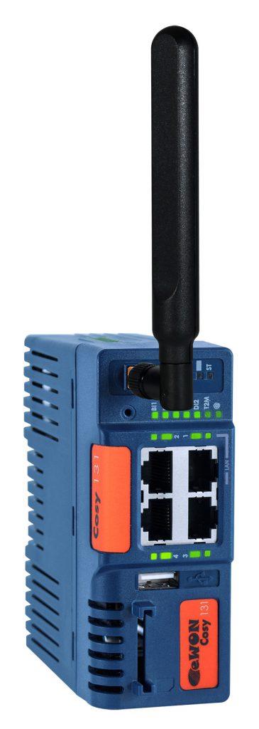 Router mit 4G-Unterstützung und Benachrichtigungsfunktion