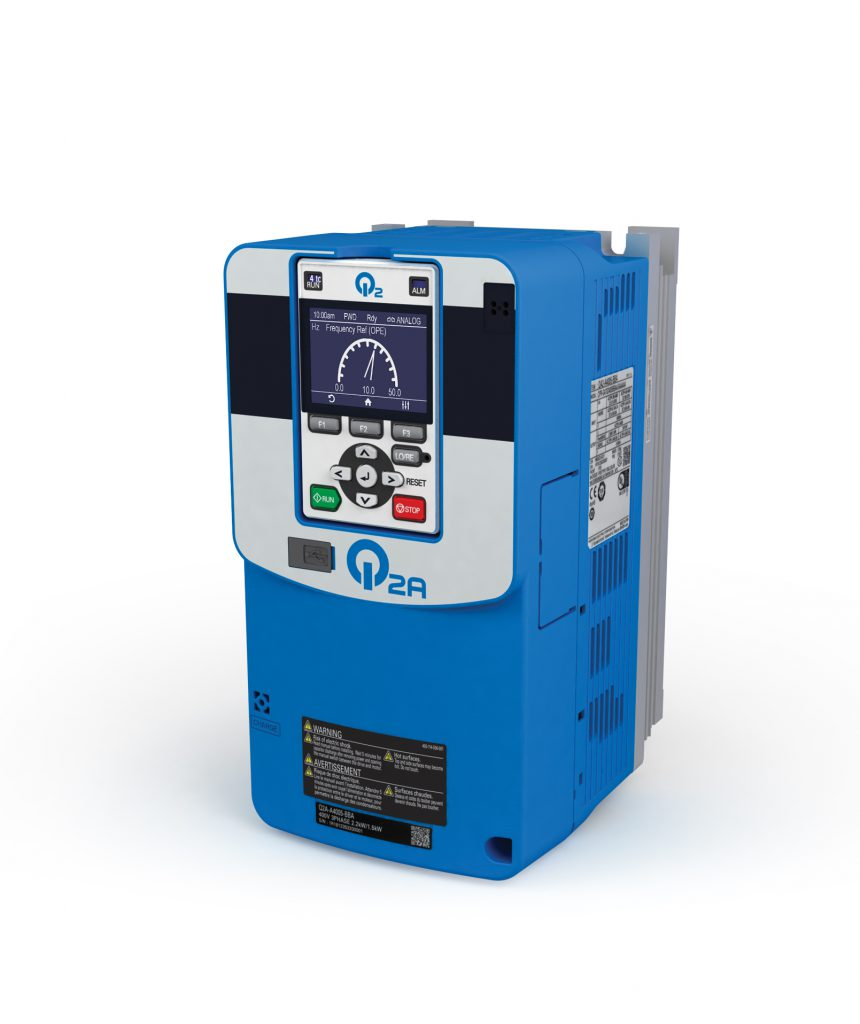 Frequenzumrichter mit EMV-Filter