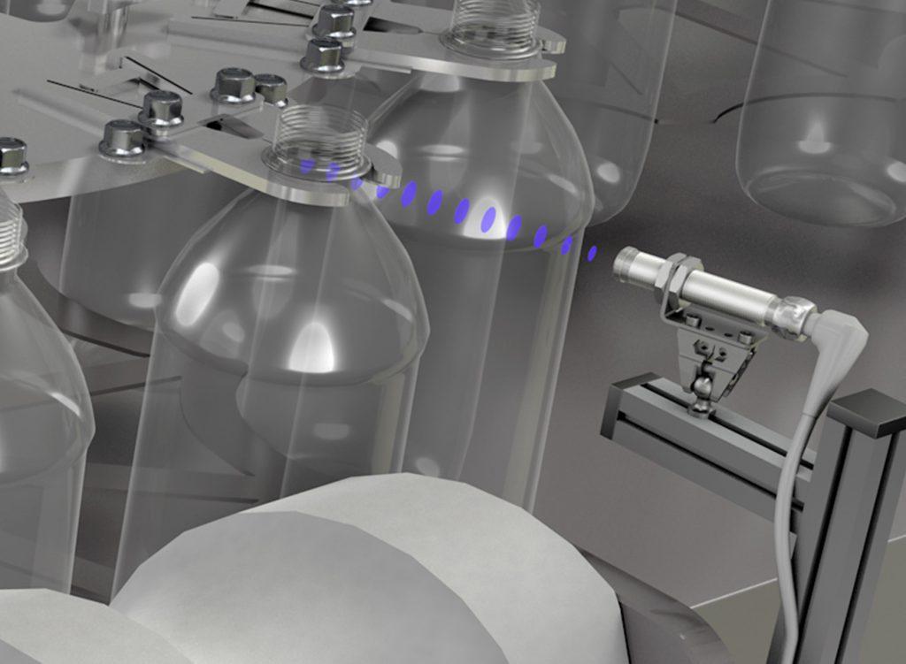 Chemisch robuste M12-Ultraschallsensoren
