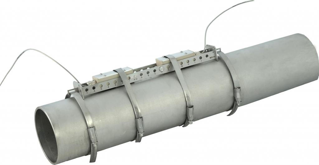 Montageschiene für Durchflussmesser