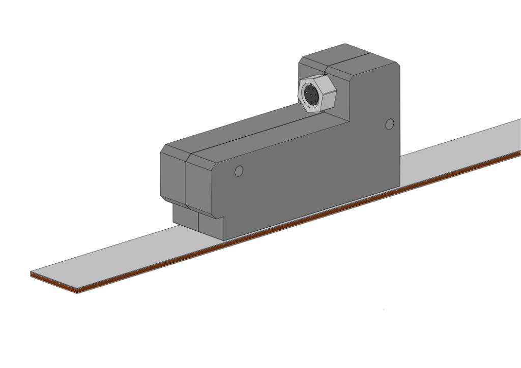 Absolutes Längenmesssystem mit IO Link