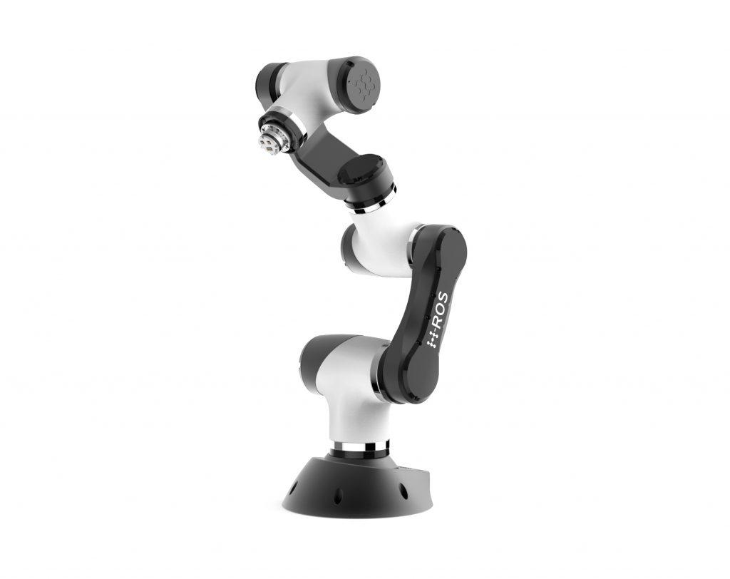 Modularer Cobot mit ROS 2.0