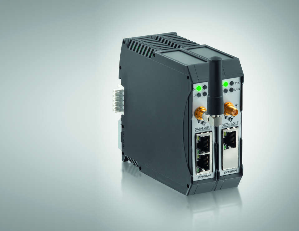 Kombination aus IoT Edge Gateway und Industrie-PC