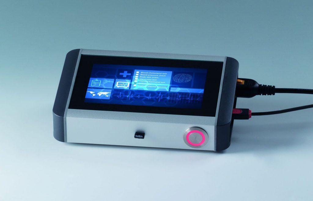 Alu-Profilgehäuse für robuste Displayanwendungen