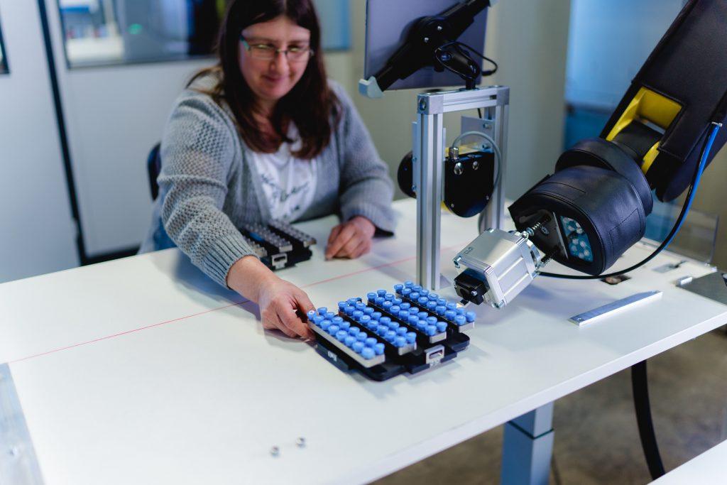 Cobots für Menschen mit Handicap