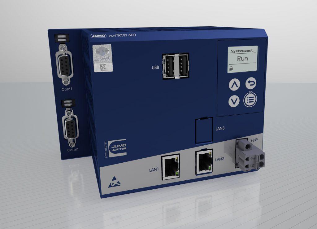Bedienung von embedded-Systemen via Codesys