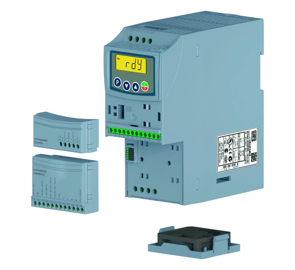 Frequenzumrichter für kleine Motorleistungen