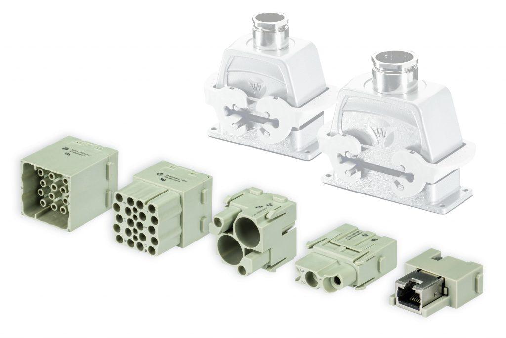 Modulares Steckverbindersystem