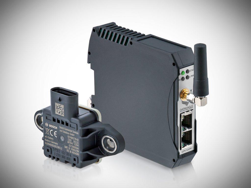 Condition-Monitoring-System für Maschinen