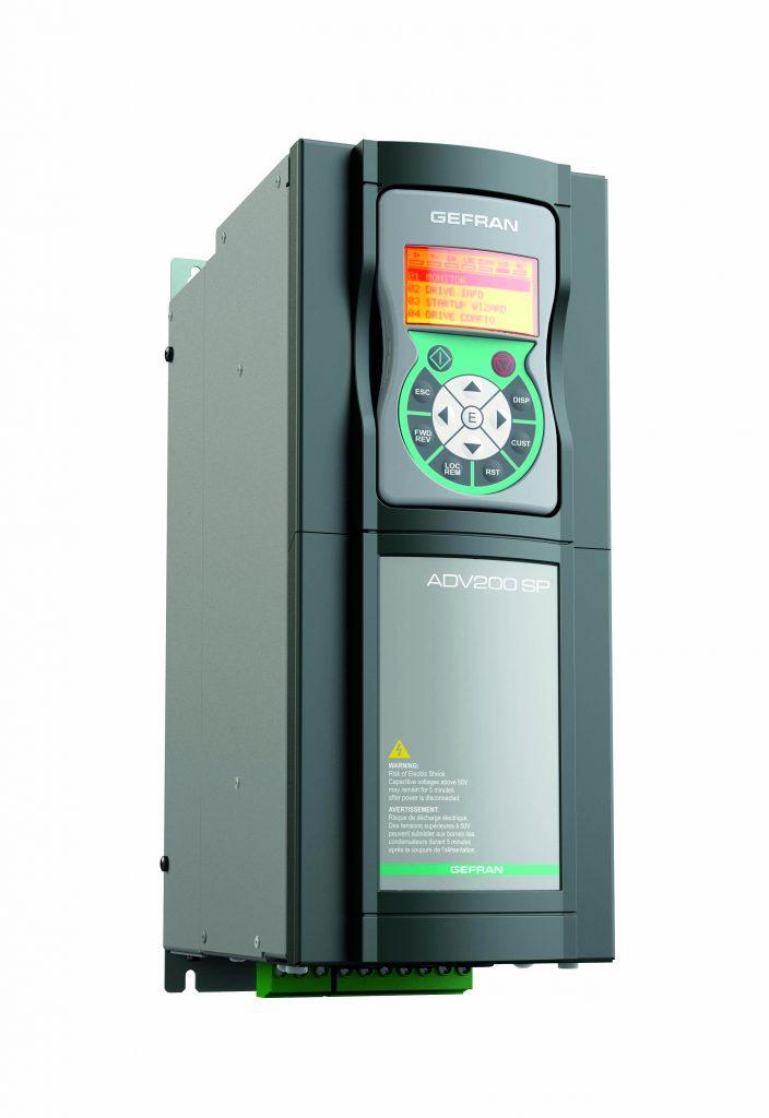 Frequenzumrichter für Solarwasserpumpen