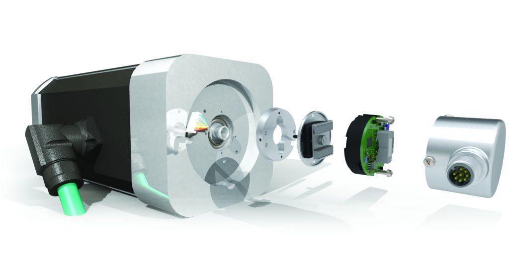 Encoder für Schrittmotoren
