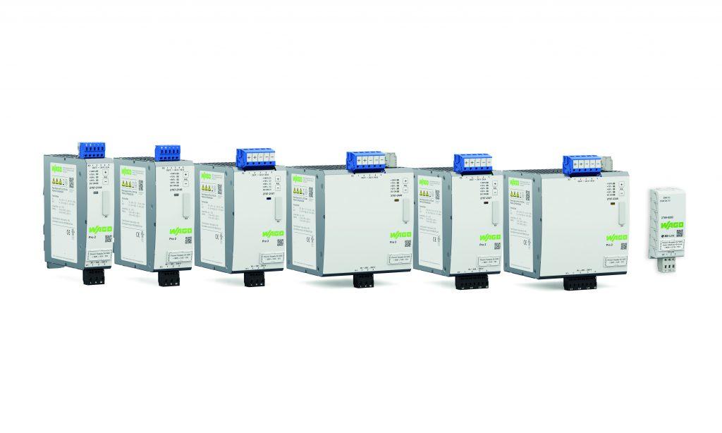 Stromversorgung mit IO-Link-Modul