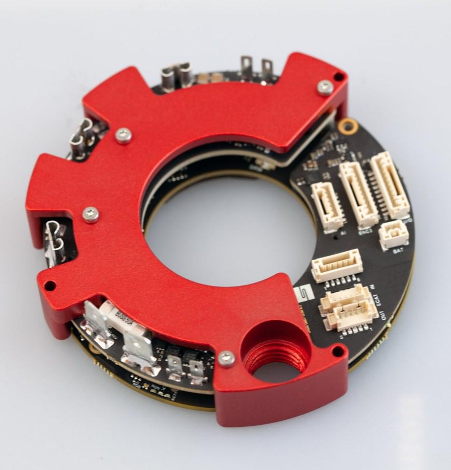 Hohlwellen-Servoantriebe für Roboter