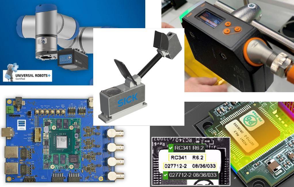 Bild: LMI Technologies Inc. / IFM Electronic GmbH / Sick AG / Baumer Group / Hema Electronic GmbH