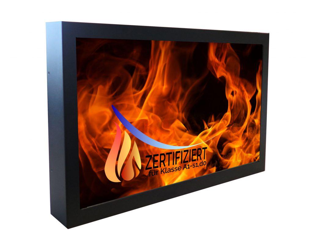 Monitore in Höchster Brandschutzklasse