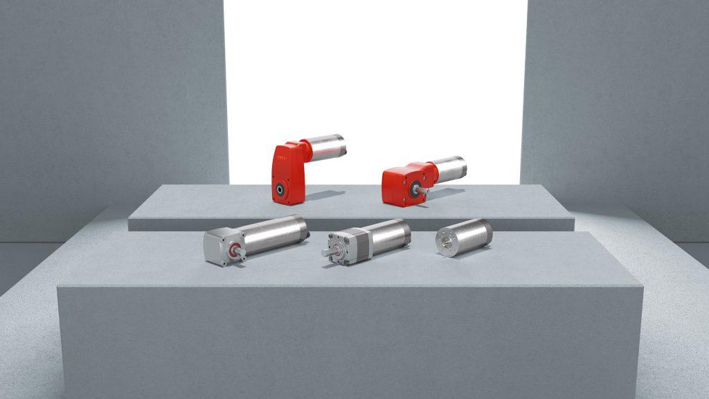 Portfolio um kompakte Kleinspannungsantriebe erweitert