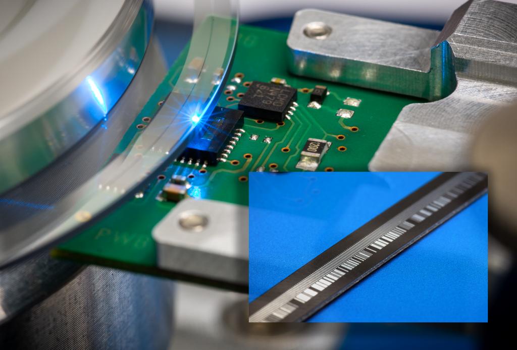 Optisch-reflektiver Absolut-Encoder