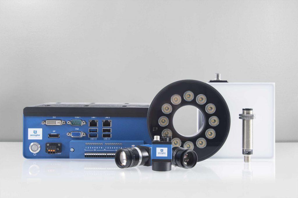 Modulares 2D-Vision-System