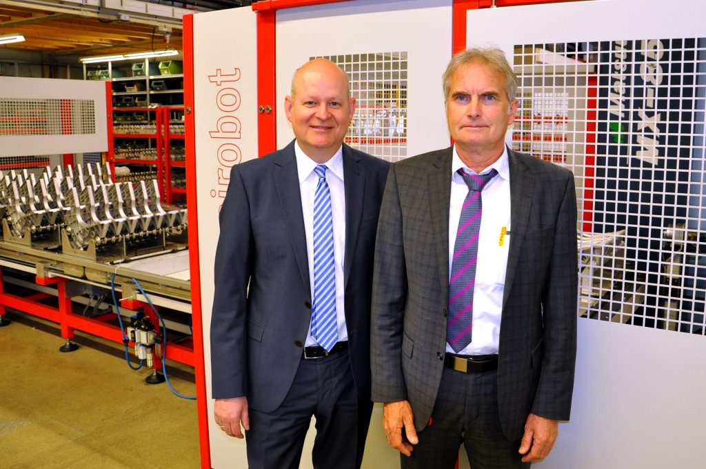 Bild: FMB Maschinenbaugesellschaft mbH & Co. KG