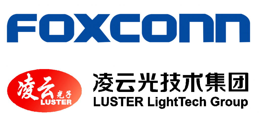 Bild: Foxconn Technology Group / Luster Lighttech International Co. Ltd.