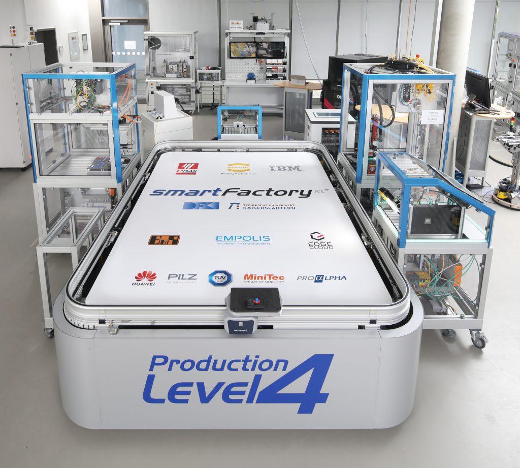 Bild: Technologie-Initiative SmartFactoryKL e.V.