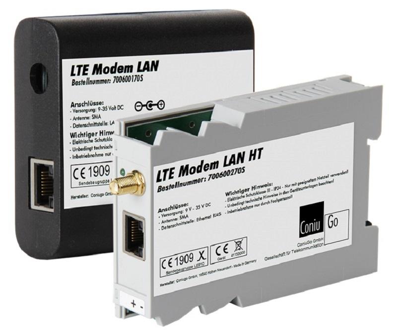 LTE/4G-Modems mit Fallback-Option