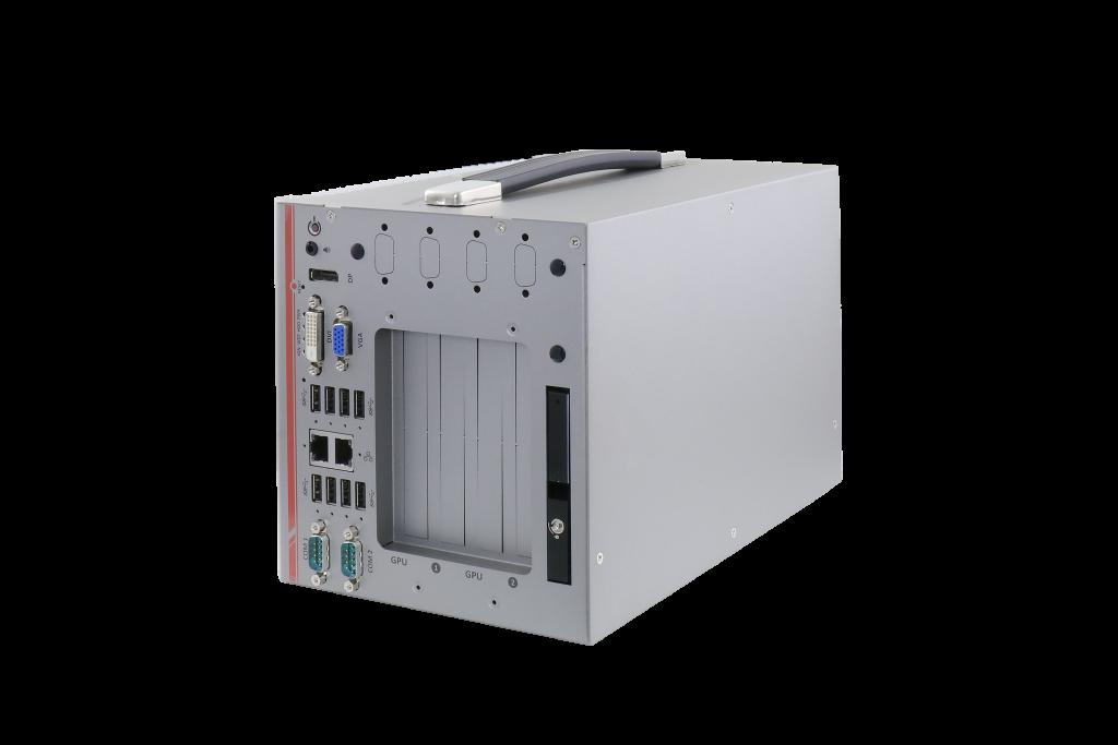 Box-PC für KI-Anwendungen