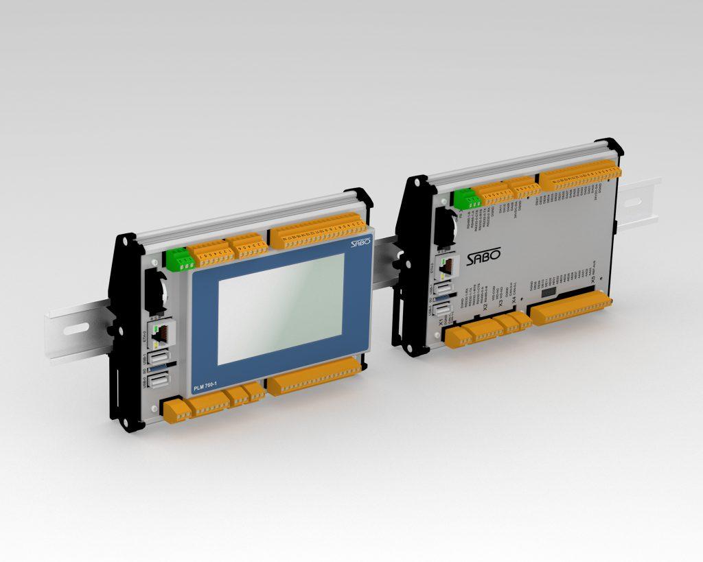 Feldbusmodule mit eingebautem Webserver