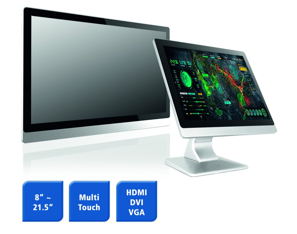 Multi Touch Displays 