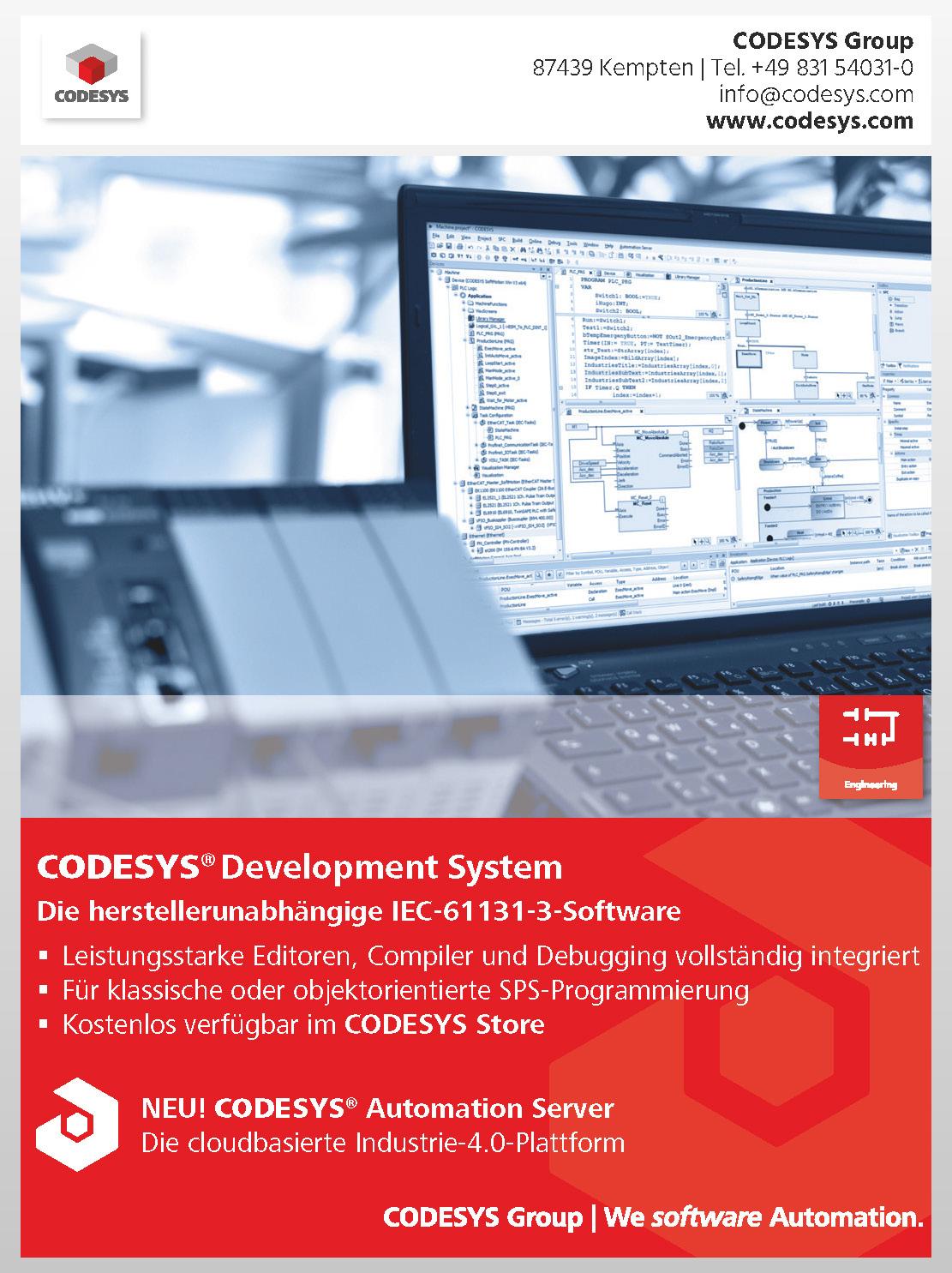 Codesys iot
