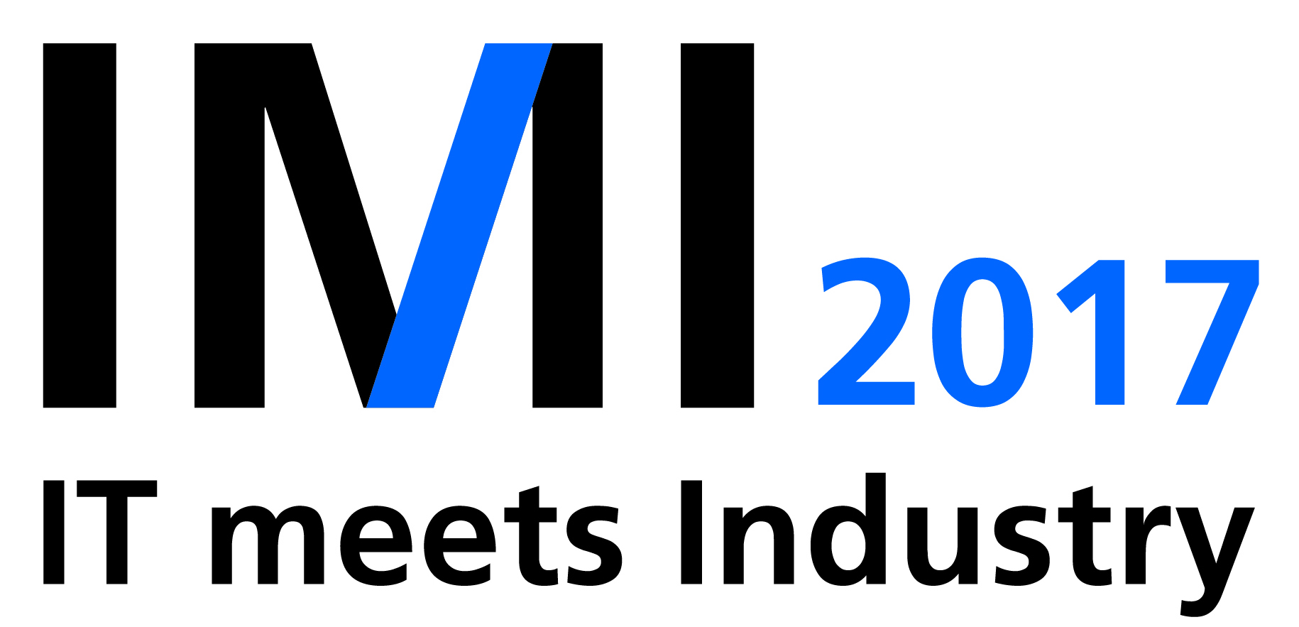 IMI 2017 – IT meets Industry
