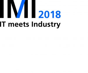 "IMI 2018 – ""IT meets Industry"""