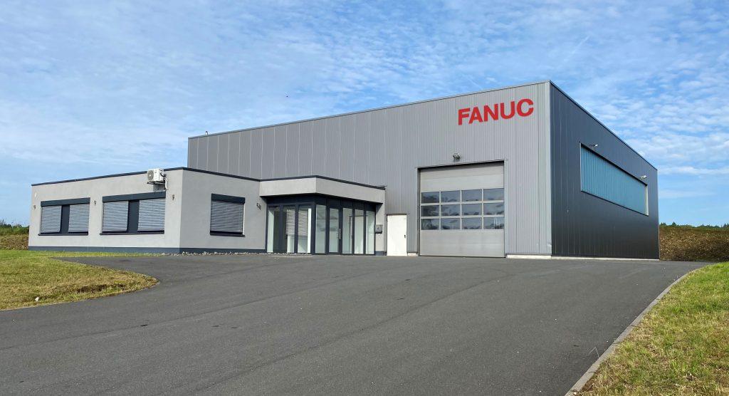 Bild: Fanuc Deutschland GmbH