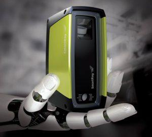 3D-Lasersensor mit HD-Detailauflösung