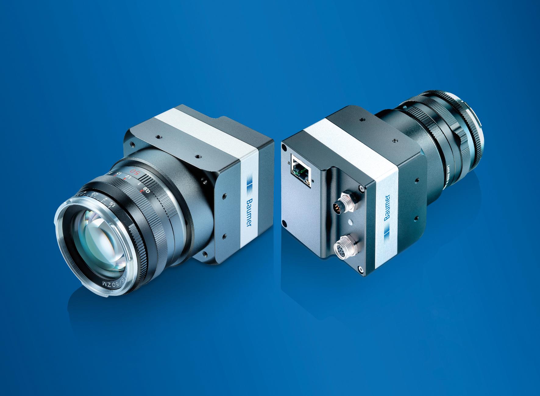 FPGA-Bildvorverarbeitung in der Kamera